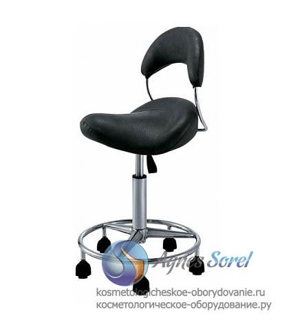 стул седло со спинкой
