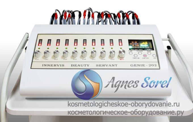 Аппарат микротоки миостимулятор