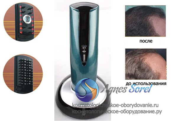 Comb Massager результаты