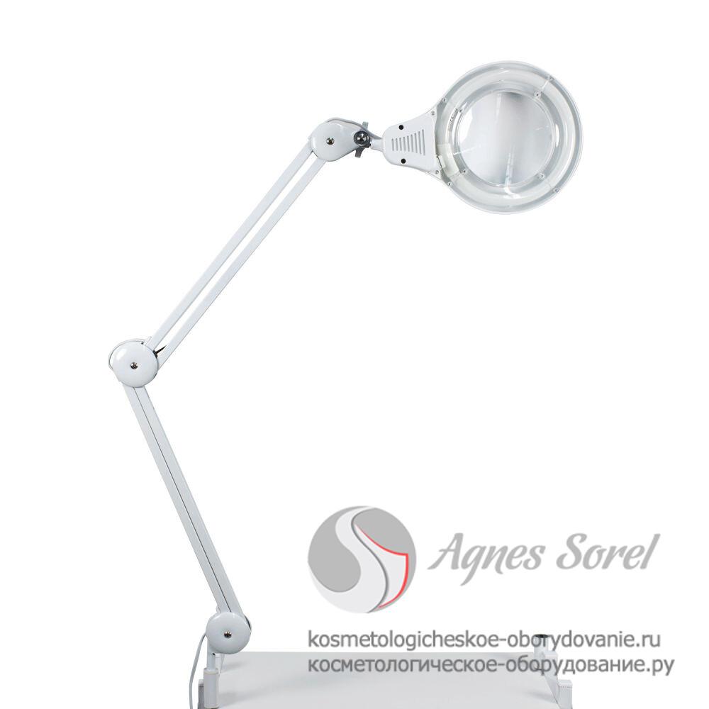 лампа лупа струбцина